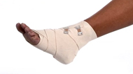 How to Wrap a Sprained Ankle
