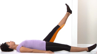 How to Do the Hamstring Stretch in a Doorway
