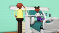 How to Help Your Child Prevent a Fall in the Hospital