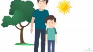 Here's Help: Mild Heat Exhaustion in Children
