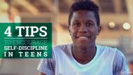 4 Tips to Encourage Self-Discipline in Teens