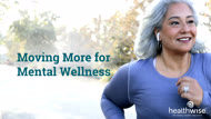 Moving More For Mental Wellness